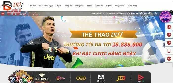 link vào DD7 mới nhất