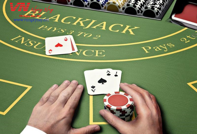 Game Blackjack tại AE888