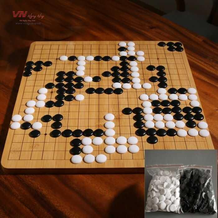 Các chiến thuật chơi cờ vây đơn giản