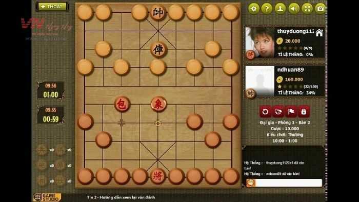 Các thủ thuật chơi cờ úp nhanh chiến thắng