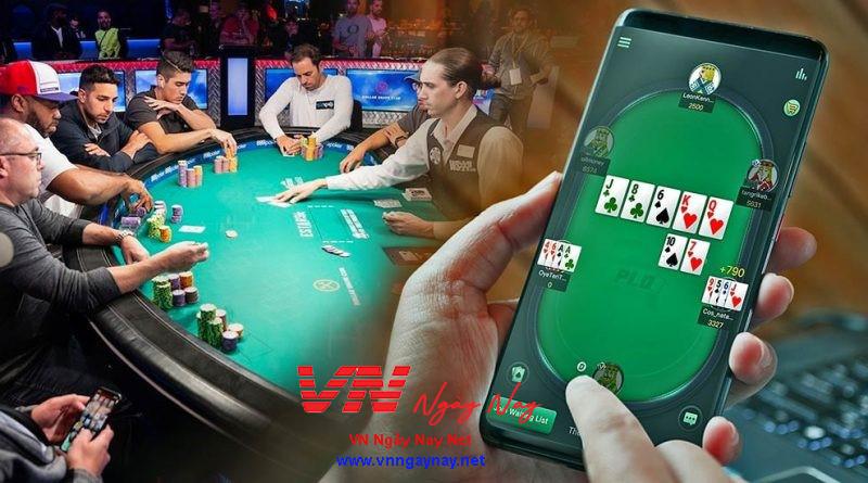 Chơi Poker tại ST666