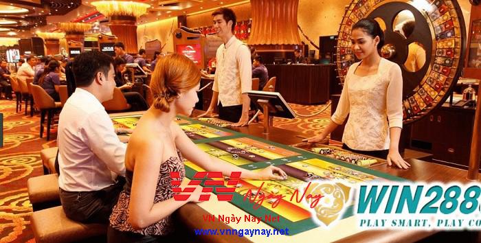 Game casino trực tuyến Win2888
