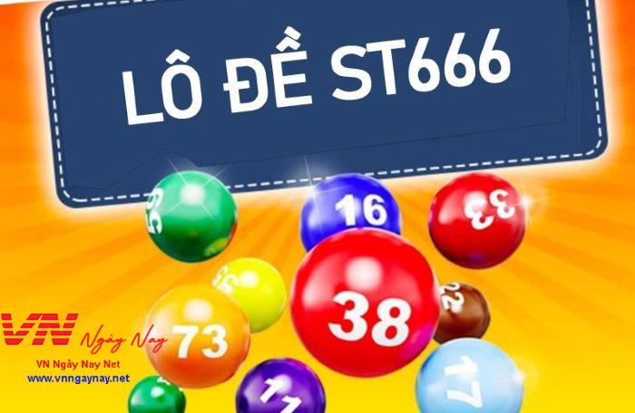 Lô đề online ST666