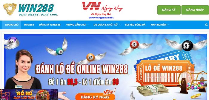 Lô đề online tại Win288