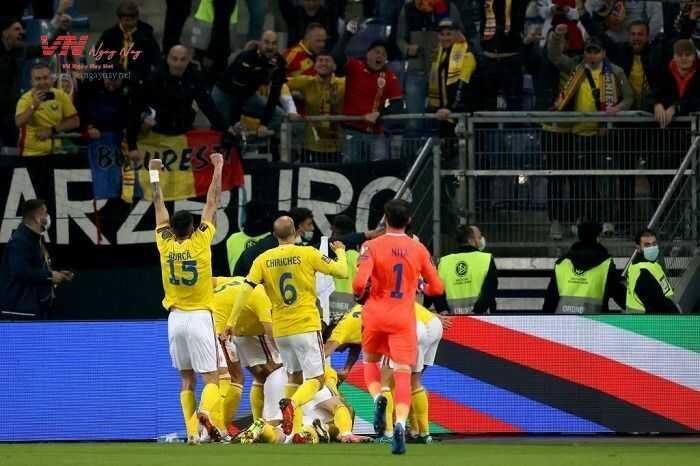 Đức vs Romania
