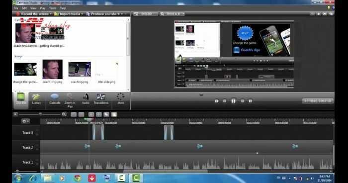 tải phần mềm Camtasia Studio 8.4