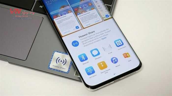 tính năng Huawei Share