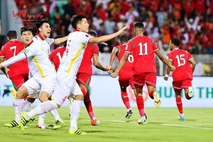 Việt Nam vs Oman
